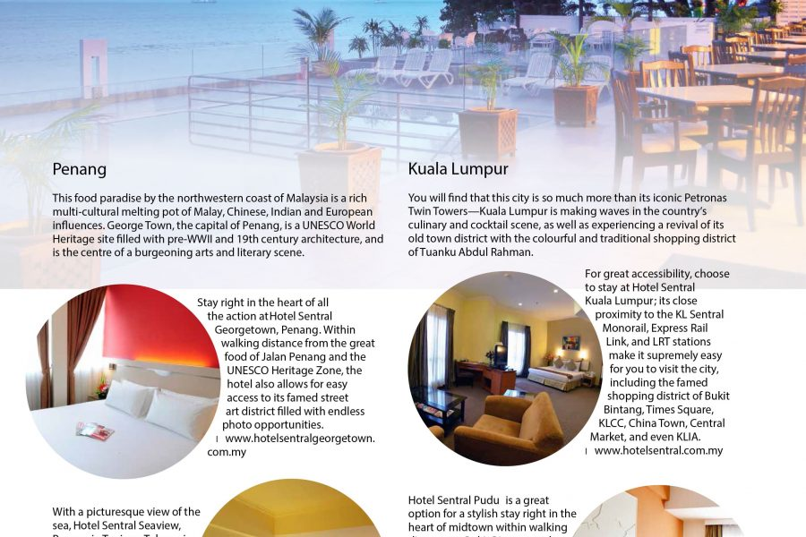 Hotel Sentral Kuala Lumpur Lonely Planet Globetrotter