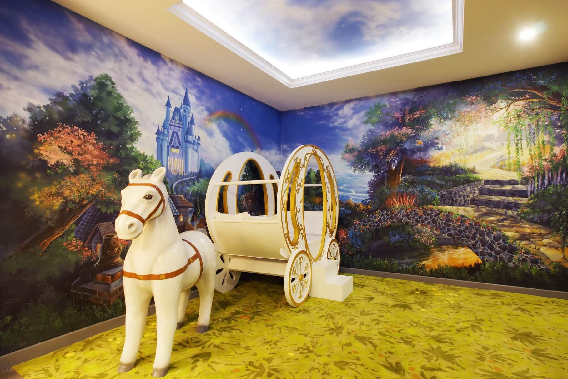 Hotel Maison Boutique Executive Suite Fairy Tale