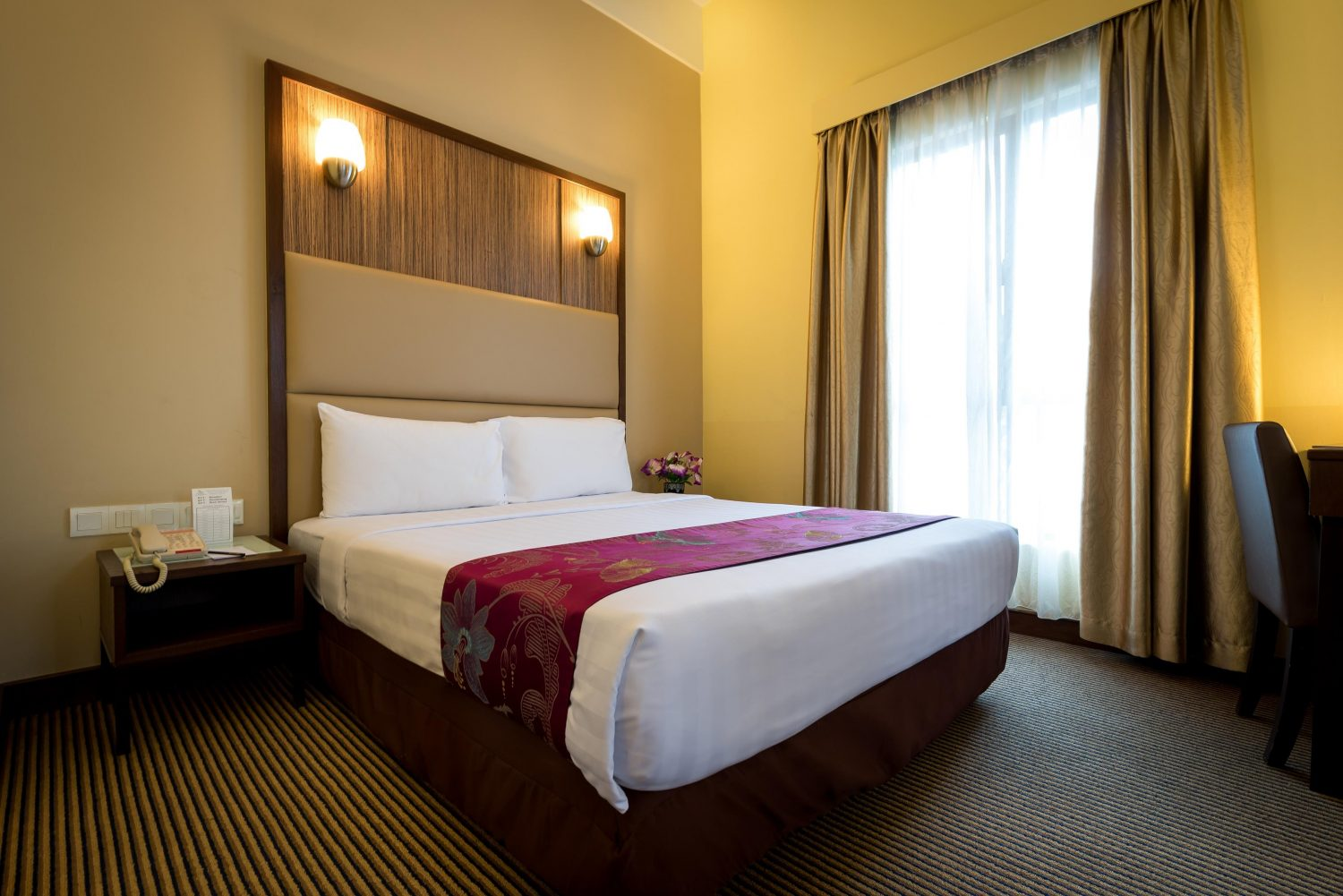 Hotel Sentral Kuala Lumpur Deluxe Room